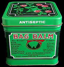 bag balm test page